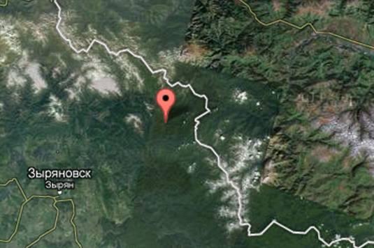В ВКО произошло землетрясение магнитудой 3,8