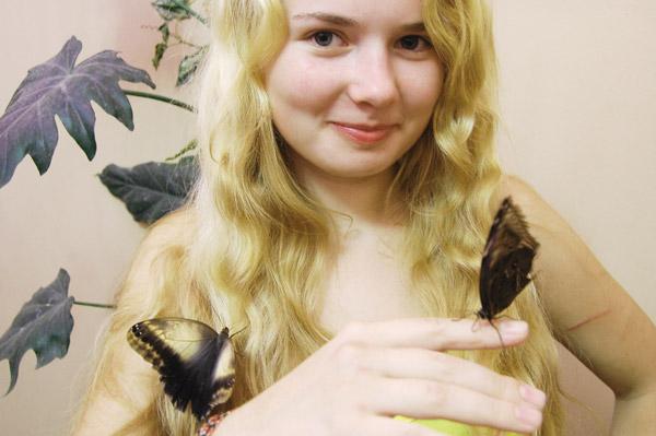 14 января открывается выставка живых тропических бабочек в ДК им. Гагарина по адресу г. Сергиев Посад, пр...