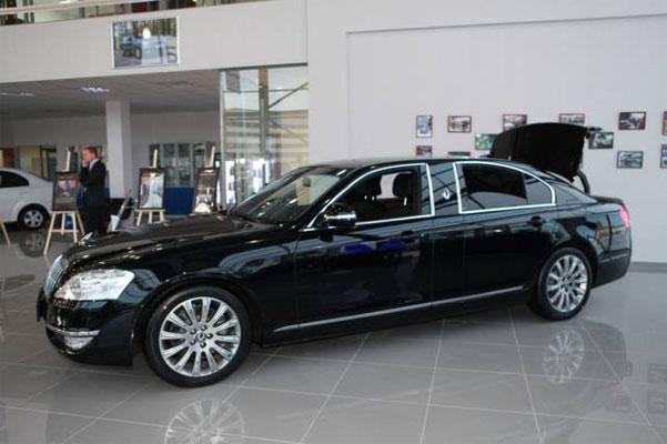В Астане открыт первый в РК центр по продаже отечественных авто (фото)