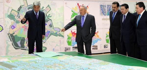 Сегодня в астане глава государства нурсултан назарбаев посетил новый завод по выпуску электровозов электровоз