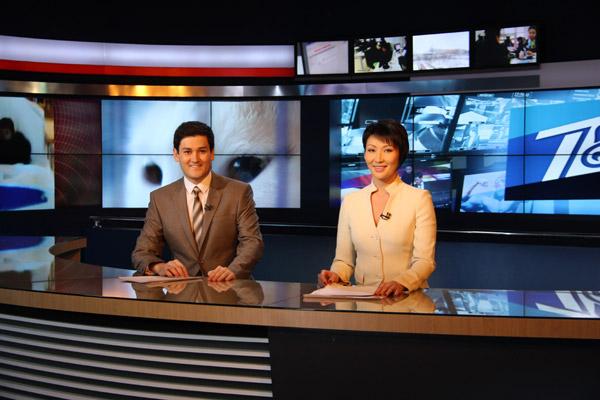 Студия новостей фото
