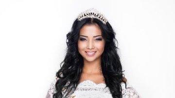 «Мисс Казахстан-2012» стала девушка из Шымкента - Жазира Нуримбетова
