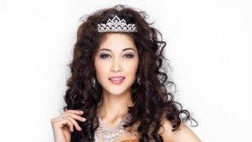 третья-вице мисс - 24-летняя Карина Жетесова из Алматы.