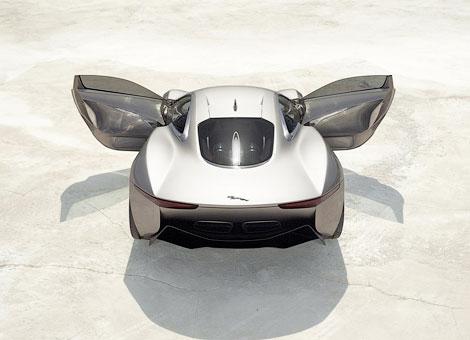 Jaguar отказался от гибридного суперкара