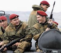 Управление внутренними войсками в Казахстане станет проще