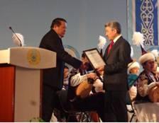 В ВКО лучших служителей Фемиды наградили медалями и грамотами
