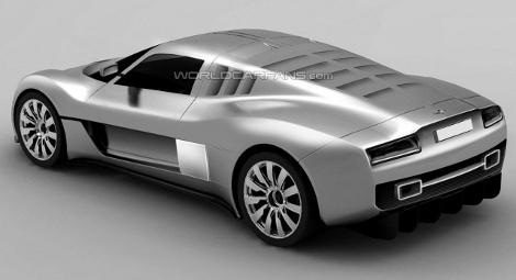 В интернете показали новый суперкар Gumpert
