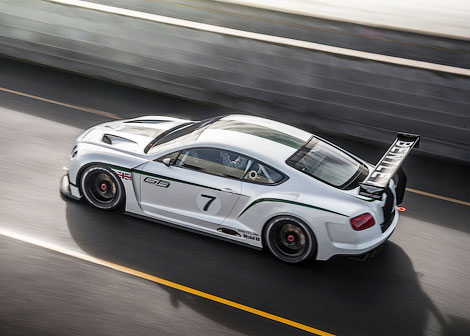Раллисты помогут Bentley разработать автомобиль для «Ле-Мана»