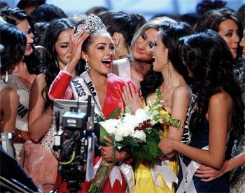 Титул «Мисс Вселенная» получила американка (фото)