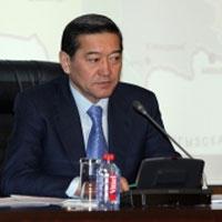 Премьер-Министр РК Серик Ахметов