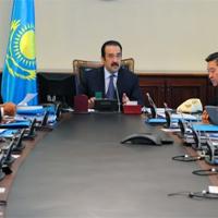 Заседание Правительства РК от 28 августа 2012 года