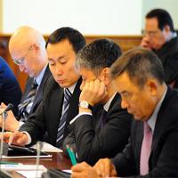 Заседание Правительства РК от 3 апреля 2012 года