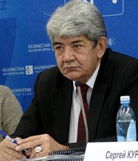 """Мэлс Елеусизов,  председатель Экологического союза """"Табигат"""""""