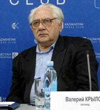 Валерий Крылов,  лесовод