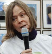 Дагмар Шрайбер, эксперт по экотуризму из Германии, дважды заслуженный деятель туризма РК