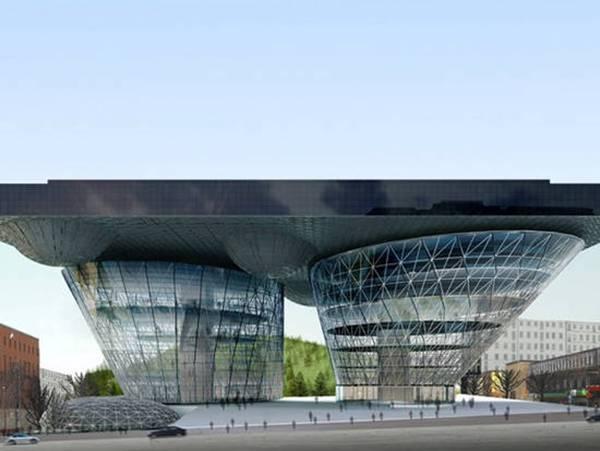 Топ 10 самых красивых библиотек в мире
