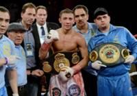 Следующий бой Г. Головкина запланирован на 30-е марта 2013 года