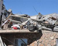 Проектировщики и застройщики рухнувшей многоэтажки в мкр. «Бесоба» в Караганде избежали наказания по амнистии