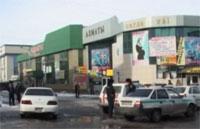В Талдыкоргане продавцы местного рынка утверждают, что власти объявили им войну