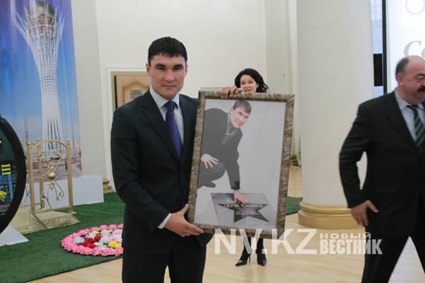 Серика Сапиева проводили в Астану (фото)