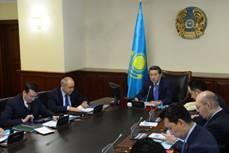 Заседание Правительства РК от 29 января 2013 года