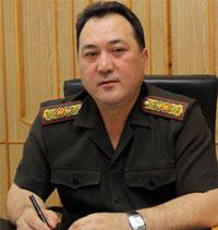 Есетов Талгат Малгаждарович