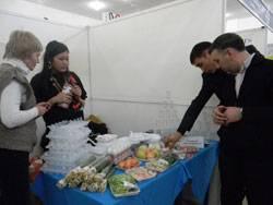 В Актобе состоялась региональная выставка товаров, работ и услуг