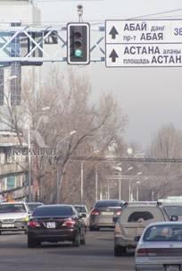 """Всего за 24 дня в Алматы """"на камеры попали"""" более 40 тысяч водителей"""
