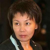 Задержана бывший председатель Агентства РК по статистике А. Мешимбаева