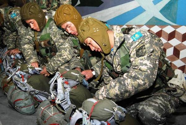 В войсковых частях Аэромобильных войск завершился технический осмотр воздушно-десантной техники
