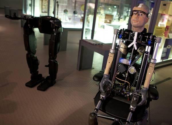 Первый в мире «бионический человек»