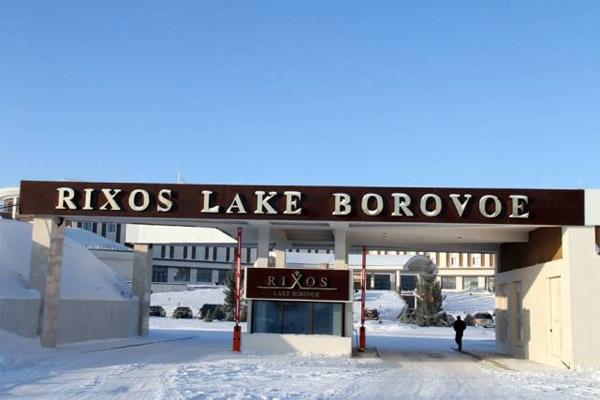 Казахстанская Лапландия или наша зимняя сказка детей (фото)