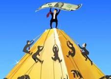 В Мажилисе рассмотрят законопроект о запрете финансовых пирамид