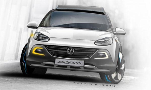 Женевский SUV: два концепта и серийный Suzuki