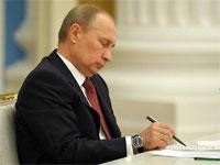 """Путин разрешил отправлять срочников в """"горячие точки"""" после четырех месяцев службы"""