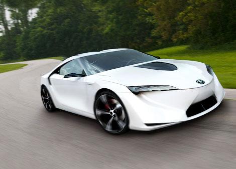 Совместным спорткаром BMW и Toyota станет преемник «Супры»
