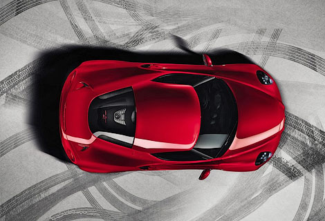 Alfa Romeo рассекретила компактное спорткупе
