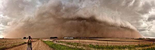 Гром и молнии: фотографии бури от Джейсона Уэйнгарта
