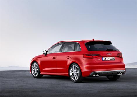 Пятидверная версия Audi S3 оказалась быстрее трехдверки