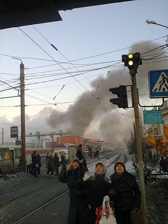 В результате падения метеорита пострадали 4 человека