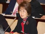 При внесении поправок в Бюджетный кодекс были учтены мои предложения - С.Джалмагамбетова