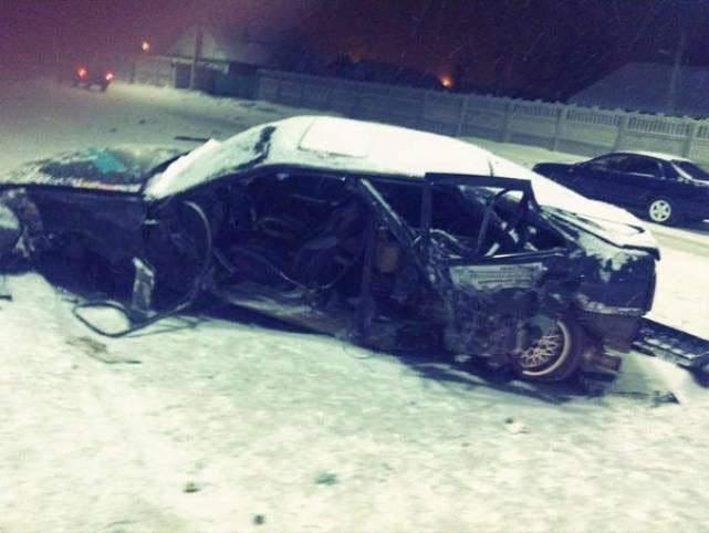 Состояние пострадавших в ДТП в Караганде удовлетворительное (фото)