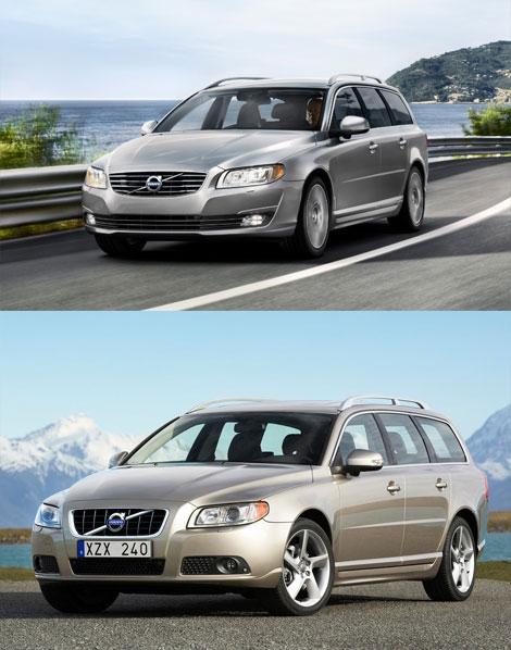 Компания Volvo обновила шесть моделей