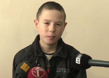 В Жамбылской области 12-летний мальчик ищет родных