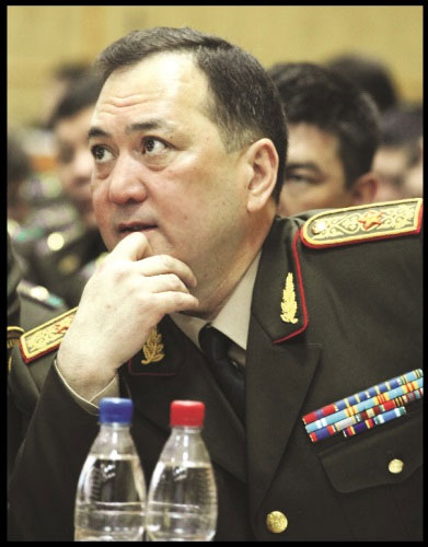 Тайна предсмертной записки генерал-майора Талгата Есетова
