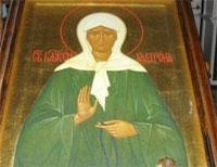 Мощи святой Матроны Московской прибудут в Астану в конце февраля