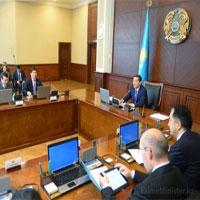Заседание Правительства РК от 5 марта 2013 года
