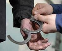 В Атырау за взятку задержан инспектор УВД