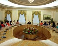 Глава государства призвал всех казахстанцев к участию в деле обеспечения правопорядка