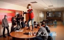 Ректорат КарГТУ отдал журналистам нашумевший ролик с Harlem shake